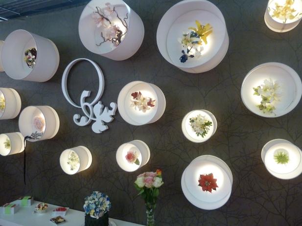 Le mur Bouquet de sucre