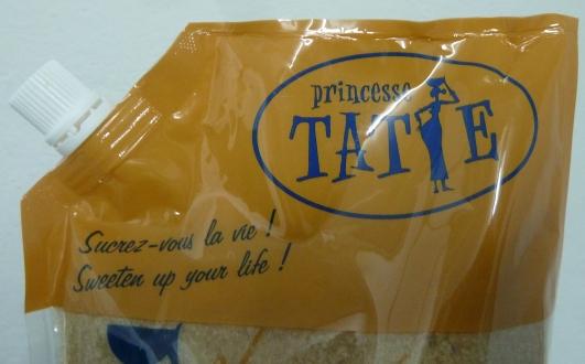 Sucre blond Princesse Tatie