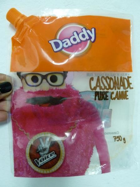 Mon emballage sucre Daddy!